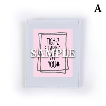 Amuプロデュース Tigh-Z コンパクトミラー