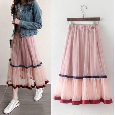 フェミニンスカート 3color