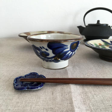 やちむん(沖縄陶器)3.5寸マカイ お茶碗