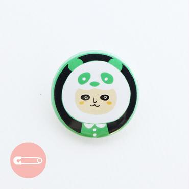 パンダ人さん【31mm】