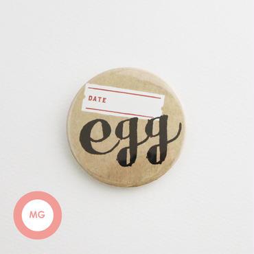 描く缶バッジ_eggA_マグネット【54mm】