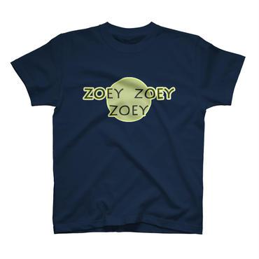 ZOEYオリジナルTシャツ インディゴ