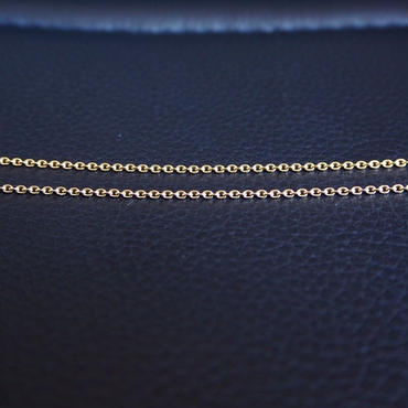 Necklace Chain [K18 Yellow gold]