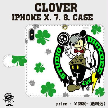 CLOVER iPhoneケース