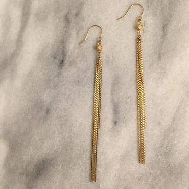 chain fringe pierce