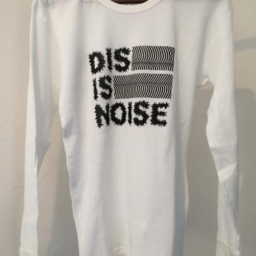 dis is noise サーマル ロングスリーブ
