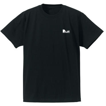 DLiP RECORDS  ORIGINAL AUTHENTHIC TEE -BLAQ-