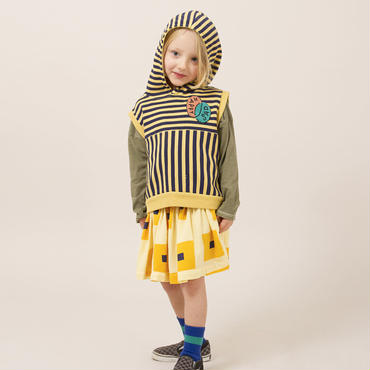BOBO CHOSES Happy Sad Sleeveless Sweatshirt ノースリーブシャツ