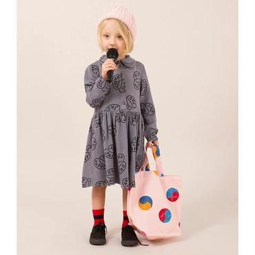 BOBO CHOSES  plaid flared dress  ワンピース