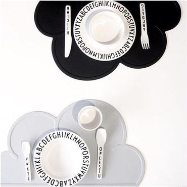 子供用 お食事 プラスチック深皿