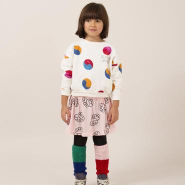 BOBO CHOSES happy sad print sweatshirts トレーナー 定価$62