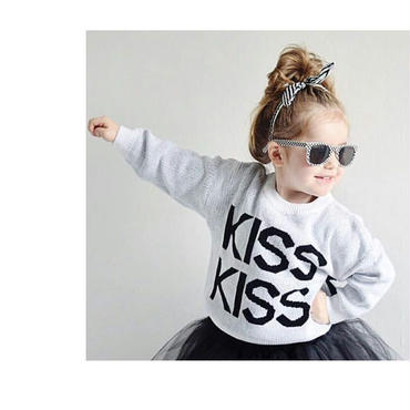 Kiss Kiss Sweater