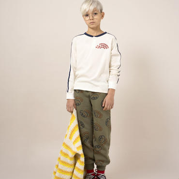 BOBO CHOSES happy sad track pants パンツ 定価$106
