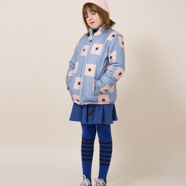 BOBO CHOSES SQUARES PADDED JACKET ジャケット