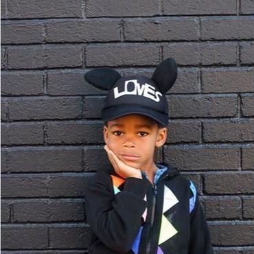 LOVE キャップ 帽子 デザイナーズ