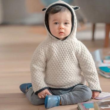 動物モチーフ セーター