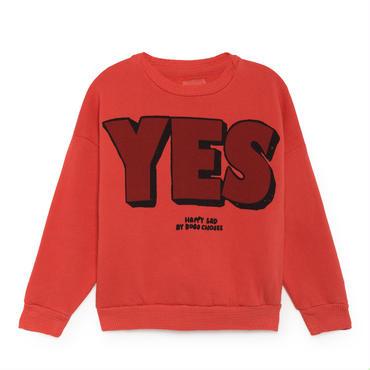 BOBO CHOSES Yes No print sweatshirts トレーナー 定価$187