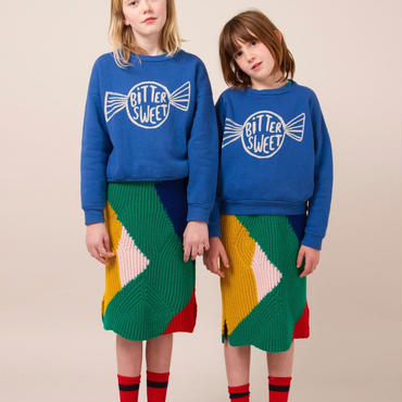 BOBO CHOSES  knit midi skirts 定価$175