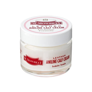 【M.Mowbray】Aniline Calf Cream/保湿