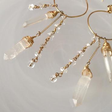14kgf crystal pierce