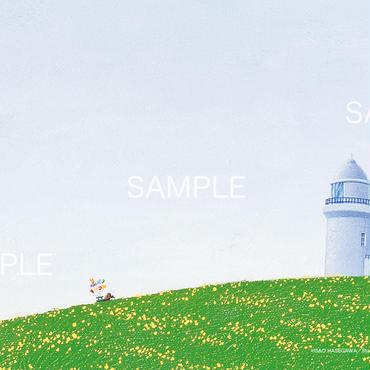 【壁紙/PC版】「幸せの丘」