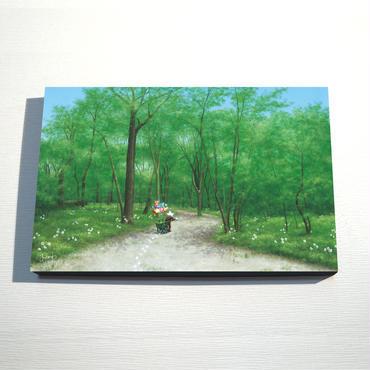【特別限定5点】「自然と美しく生きるために私たちができること」 講演をつなぐスターリィマン版画作品(デジタル版画)