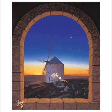 「風の旅人」ポストカード