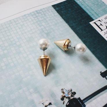 pearl studs pierce
