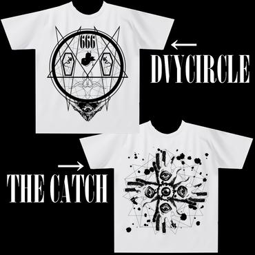 DVYCIRCLE / THE CATCH (W) 全面プリント