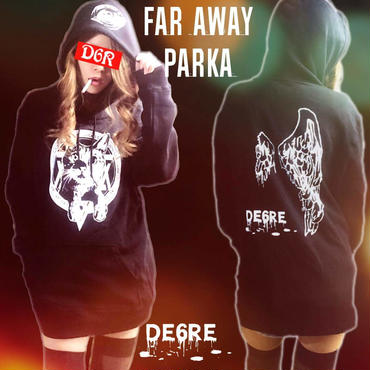 far away PARKA  10/15 15:00~