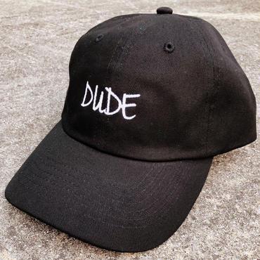 DUDE LOGO CAP