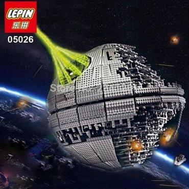 LEGO(レゴ)互換 LEPIN デススター セカンドジェネレーション スターウォーズ シス 10143 レゴ風