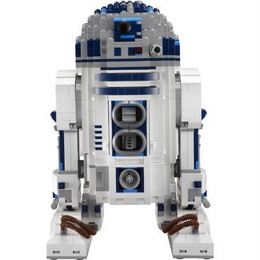 Dhl lepin 05043 2127ピース r2 ロボット セット d2 絶版 ビルディング ブロックレンガ の おもちゃ10225