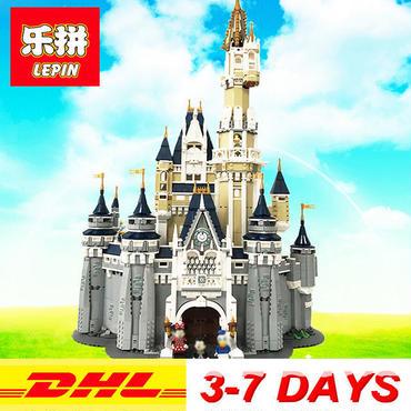 lepin 16008 クリエイター シンデレラ プリンセス城セット レゴ互換