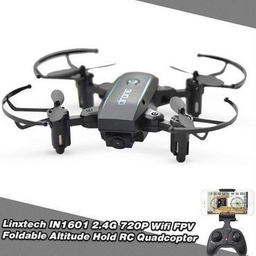 ミニ ドローン カメラ 付き モード 720 p Wifi と Fpv 折りたたみ リモートコントロールヘリコプター 飛行 ラジコン