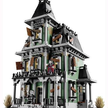 LEPIN モンスター・ファイター 幽霊屋敷 10228相当 ( 海外製品 )◆ レゴブロック 互換 ◆