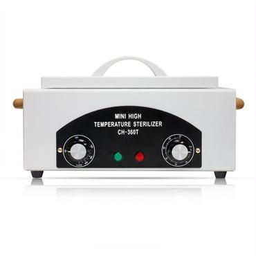ドライ 高温滅菌  感熱滅菌 ネイルアート 美容サロン オートクレーブ 消毒ボックス 殺菌器