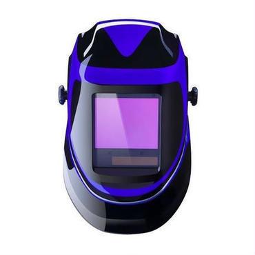 自動遮光液晶溶接面 自動感光式溶接マスク 特大スーパー自動フィルター ワイドビュータイプ ソーラー充電式
