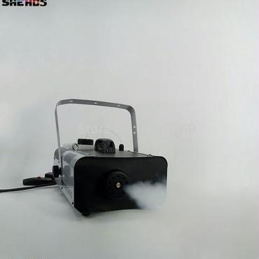 1500Wスモークマシン ステージアンドフォグマシン リモートコントロール ワイヤー DJ ステージ照明