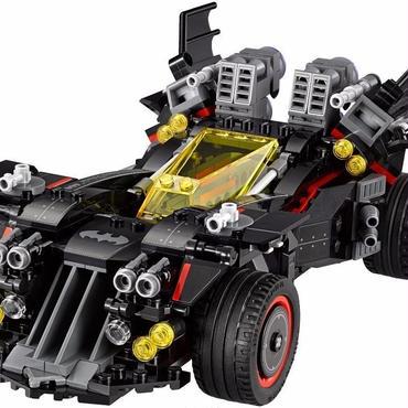 LEPIN バットマン アルティメット・バットモービル 70917相当( 海外製品 )◆ レゴブロック 互換D
