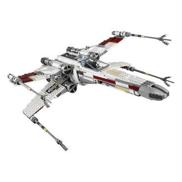スターウォーズ X-ウイング・ファイター(TM) レッド中隊機 LEGO互換ブロック 10240相当 レゴ ブロック プレゼント LEPIN