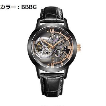 OBLVLO 自動巻き 腕時計 高級トゥールビヨン HW style noobjf 海外 オマージュウォッチ