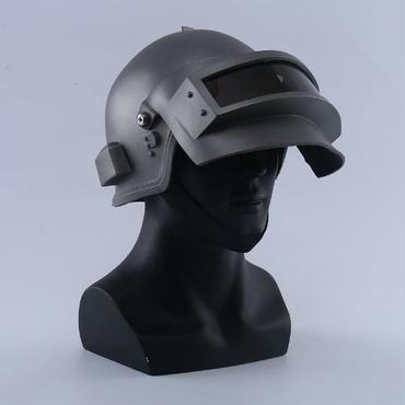 PUBG レベル3 ヘルメット コスプレ 実用 防弾 フェイス マスク 装備 サバイバル サバゲー フィールド カバー
