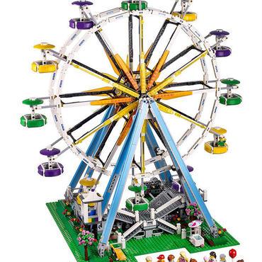 LEPIN社 2478ピース クリエーター Ferris Wheel 観覧車 遊園地 レゴブロック互換