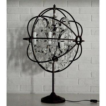 HALO GYRO CRYSTAL TABLE LAMP