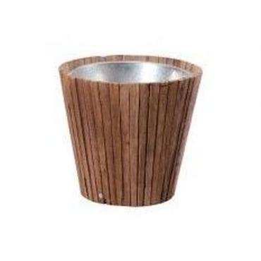 RUSTIC FLOWER POT S
