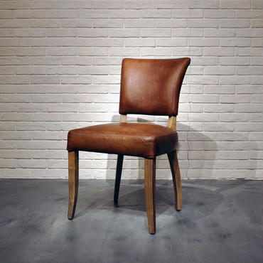 HALO MIMI CHAIR ANTIQUE WHISKY & WEATHERED OAK