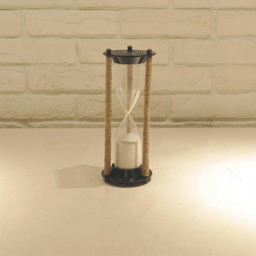 BRASS ROPE STAND TIMER