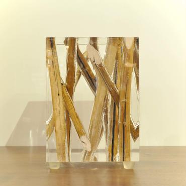 ASPLUND ICE KISIMI/Natural Wood S