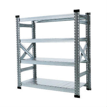 METALSISTEM 4TIER STEEL SHELF W900